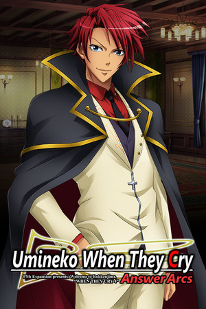Umineko When They Cry - Answer Arcs poster image on Steam Backlog