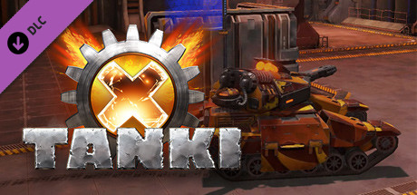 Tanki X: Mercenary Flamethrower