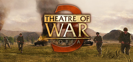 Theatre of War 3: Korea cover art