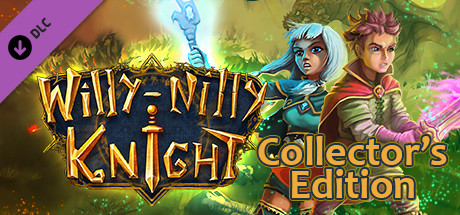 Willy-Nilly Knight - Collector's Expansion Pack