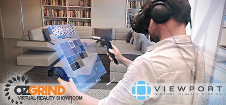 OzGrind Virtual Reality Showroom