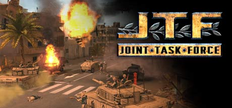 Joint Task Force cover art