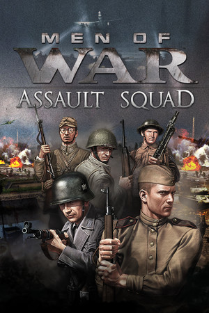 Men of War: Assault Squad poster image on Steam Backlog