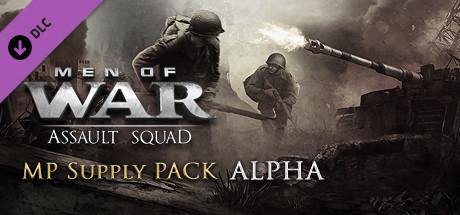 Купить Men of War: Assault Squad - MP Supply Pack Alpha (DLC)