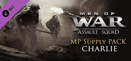 Купить Men of War: Assault Squad - MP Supply Pack Charlie (DLC)