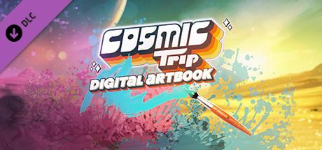Cosmic Trip - Digital Art Book
