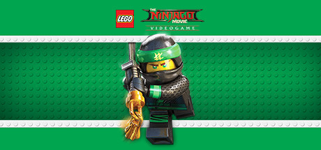 The LEGO® NINJAGO® Movie Video Game cover art