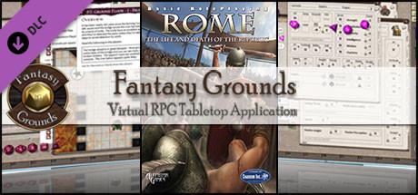 Fantasy Grounds - Rome (BRP)