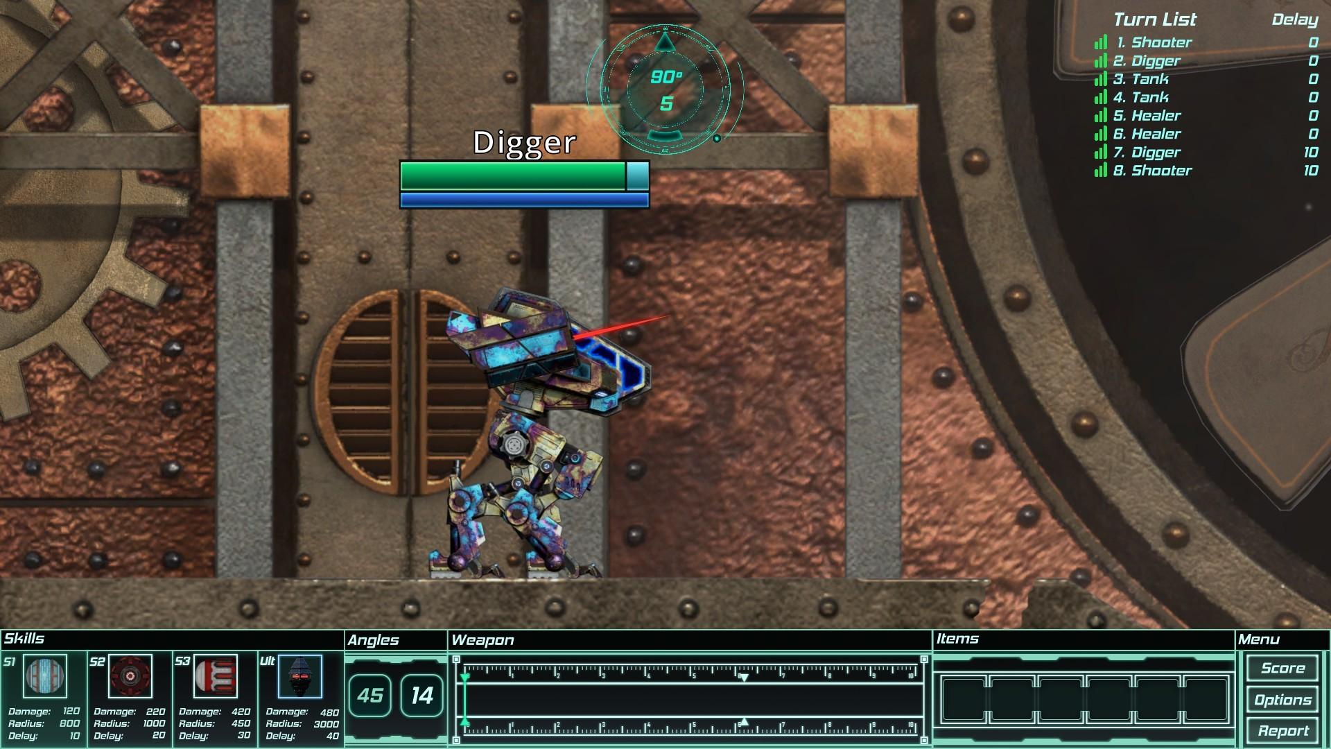 Battle Mech Frontier on Steam