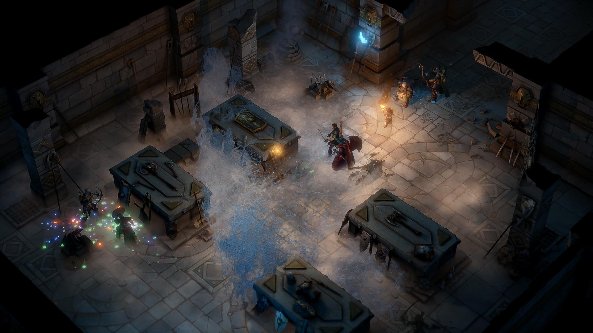 Pathfinder: Kingmaker [GOG] [2018|Rus|Eng]