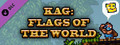 King Arthur's Gold: Flags of the World Heads Pack-dlc