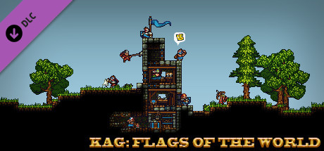King Arthur's Gold: Flags of the World Heads Pack