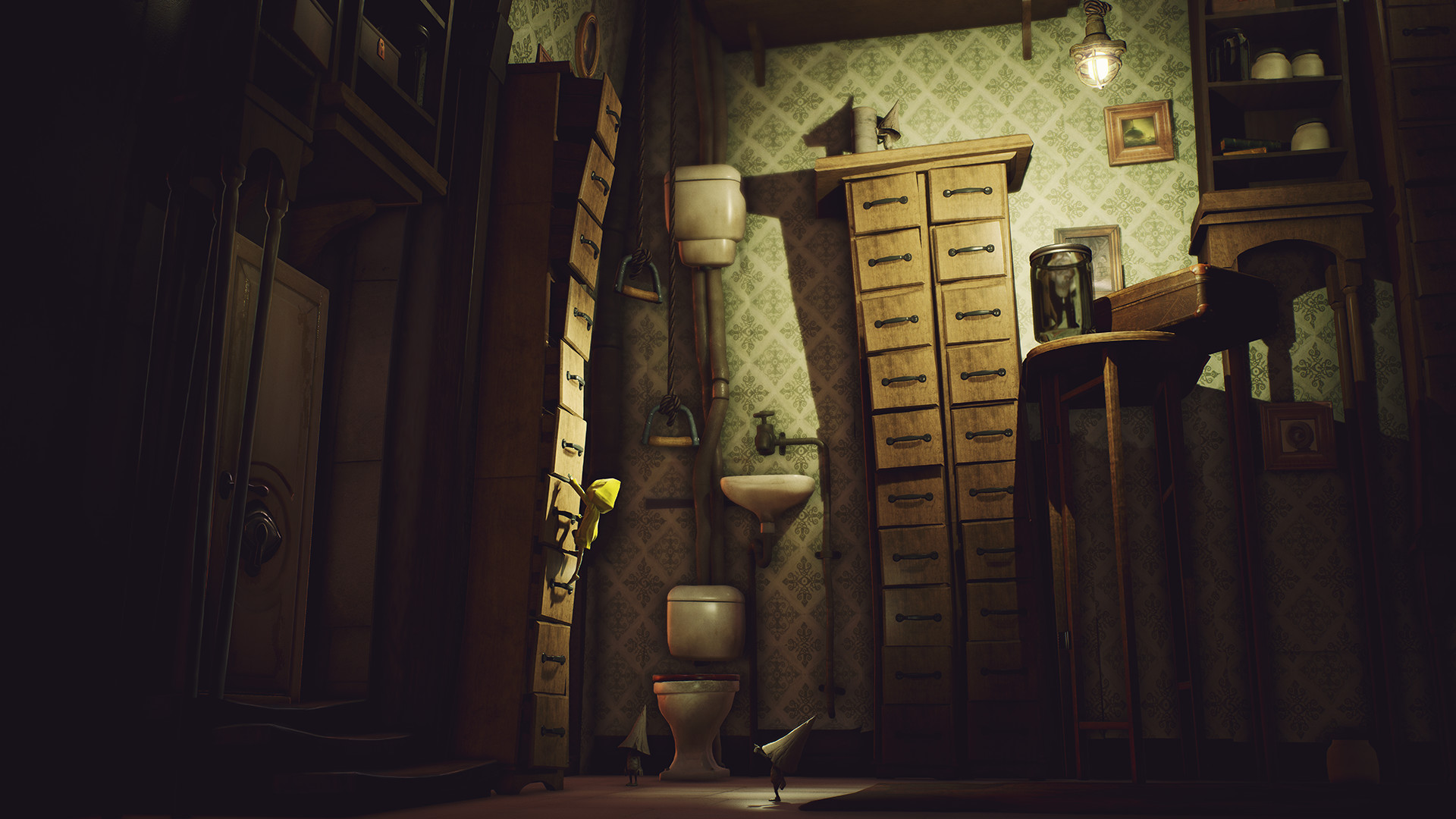 Little Nightmares: Secrets of The Maw Screenshot 1