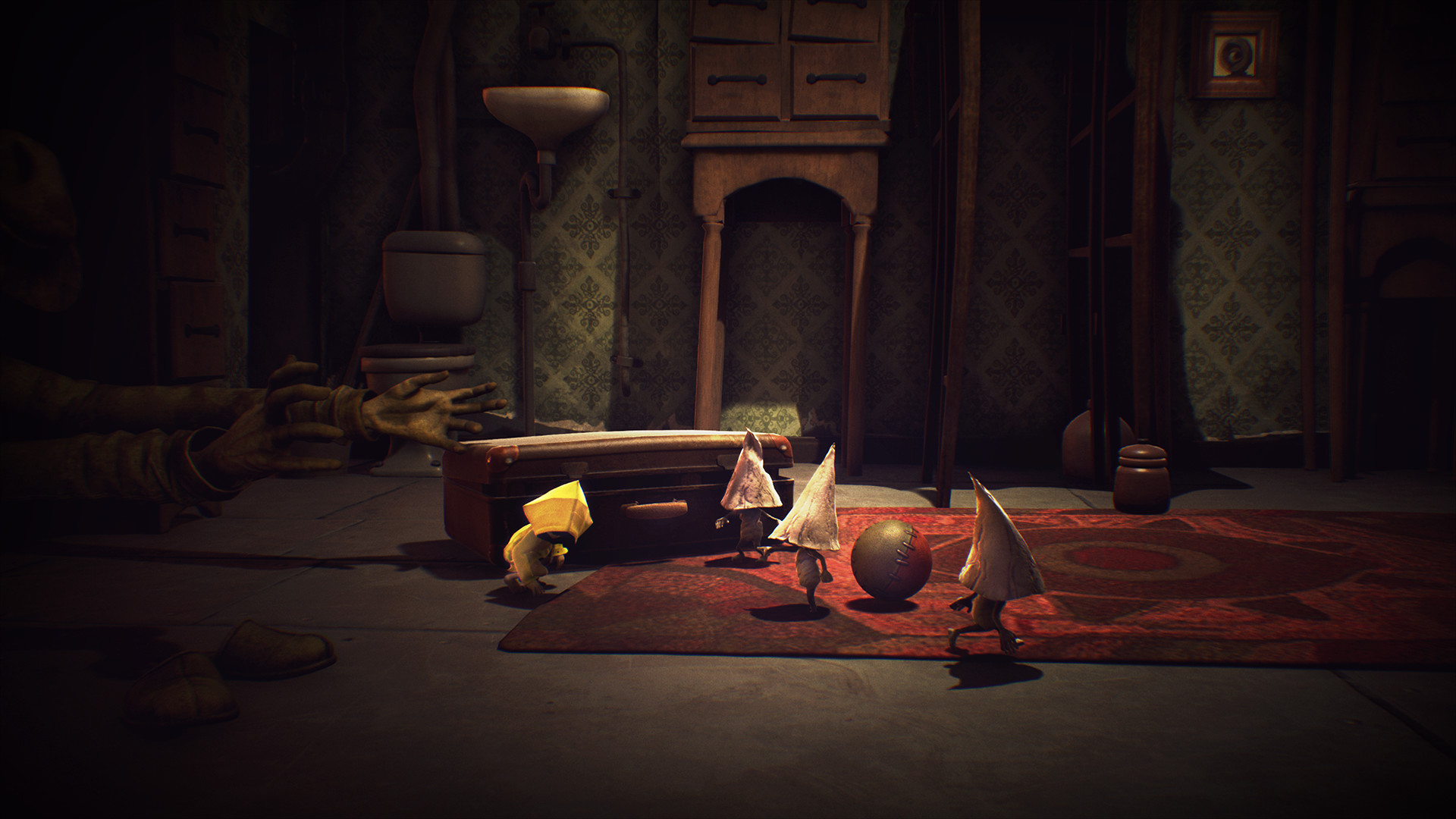 Little Nightmares: Secrets of The Maw Screenshot 3