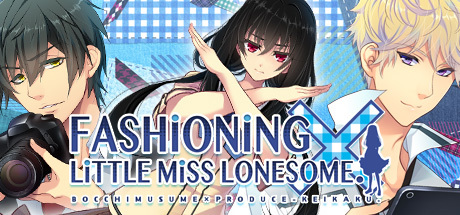 Fashioning Little Miss Lonesome Cover Image