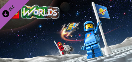LEGO Worlds Classic Space Pack [PT-BR] Capa
