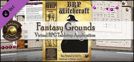 Fantasy Grounds - Witchcraft (BRP)