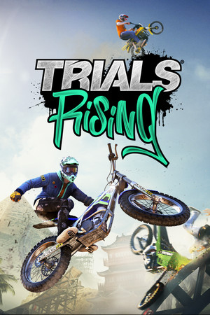 Trials Rising poster image on Steam Backlog