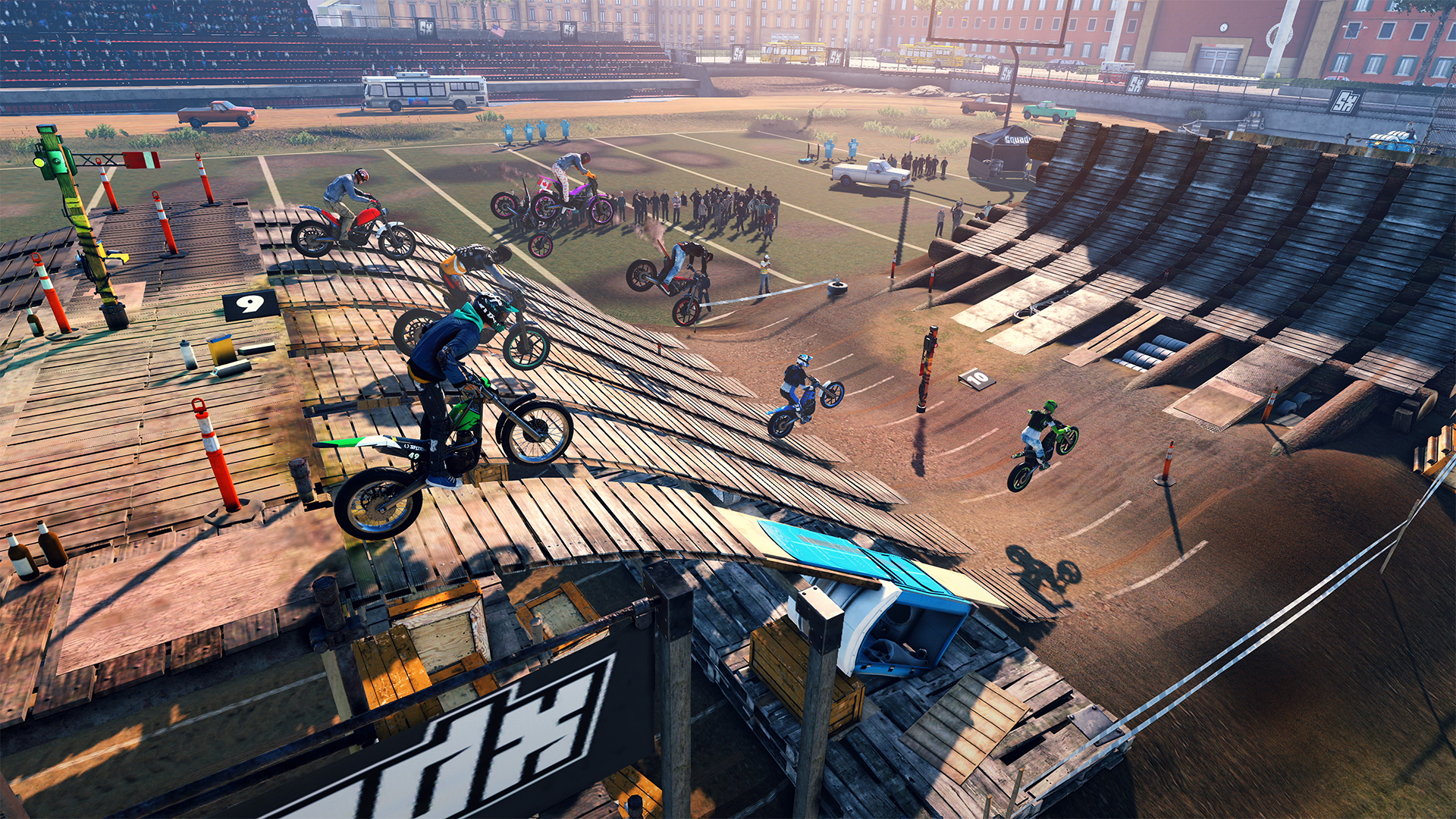 Trials Rising - Gold (Ubisoft) (RUS|ENG|MULTi) UplayRip by vano_next