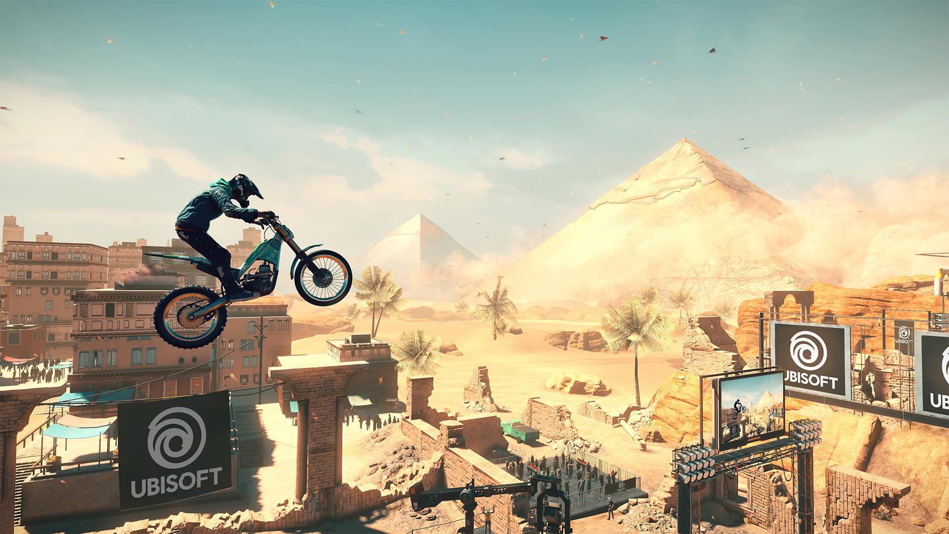 Trials Rising - Gold (Ubisoft) (RUS|ENG|MULTi)