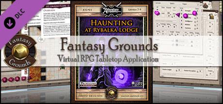 Fantasy Grounds - A17: Haunting at Rybalka Lodge (PFRPG)