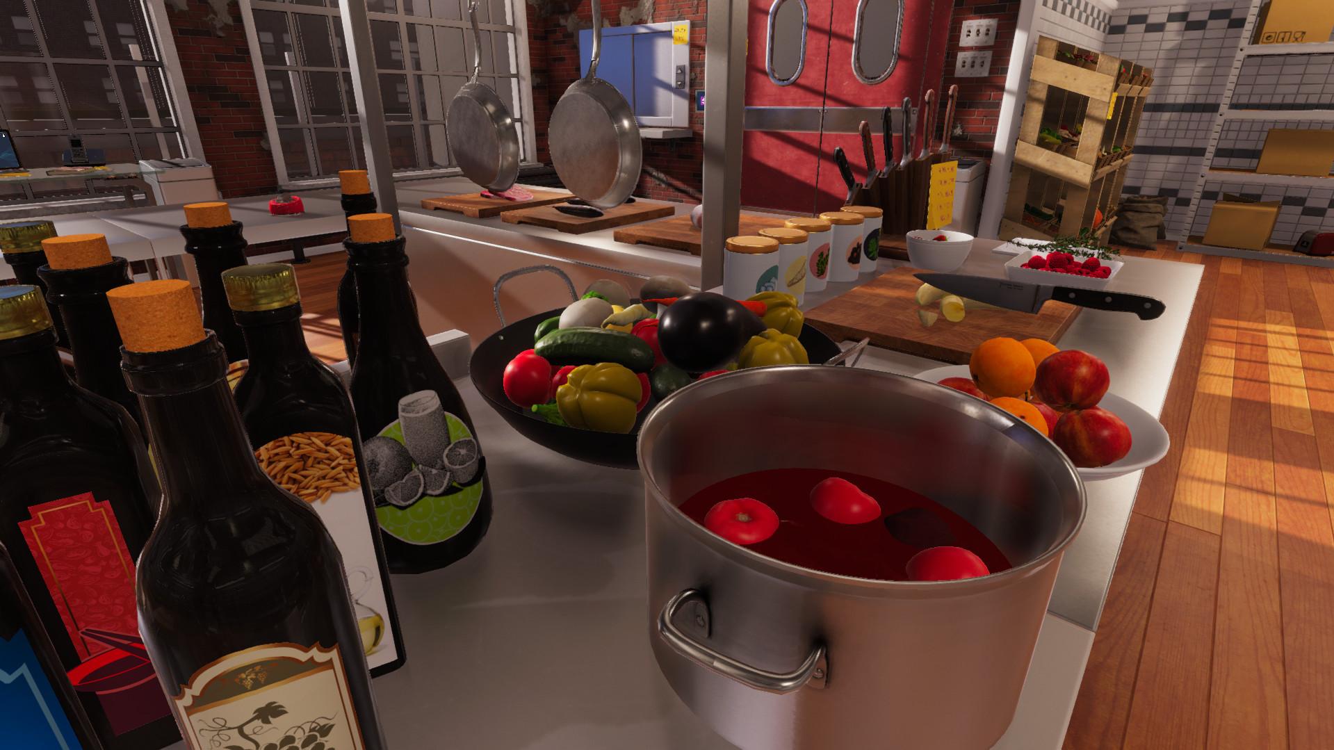 Cooking Simülatör Yemek Yapma Oyununu Bilgisayarını İndir