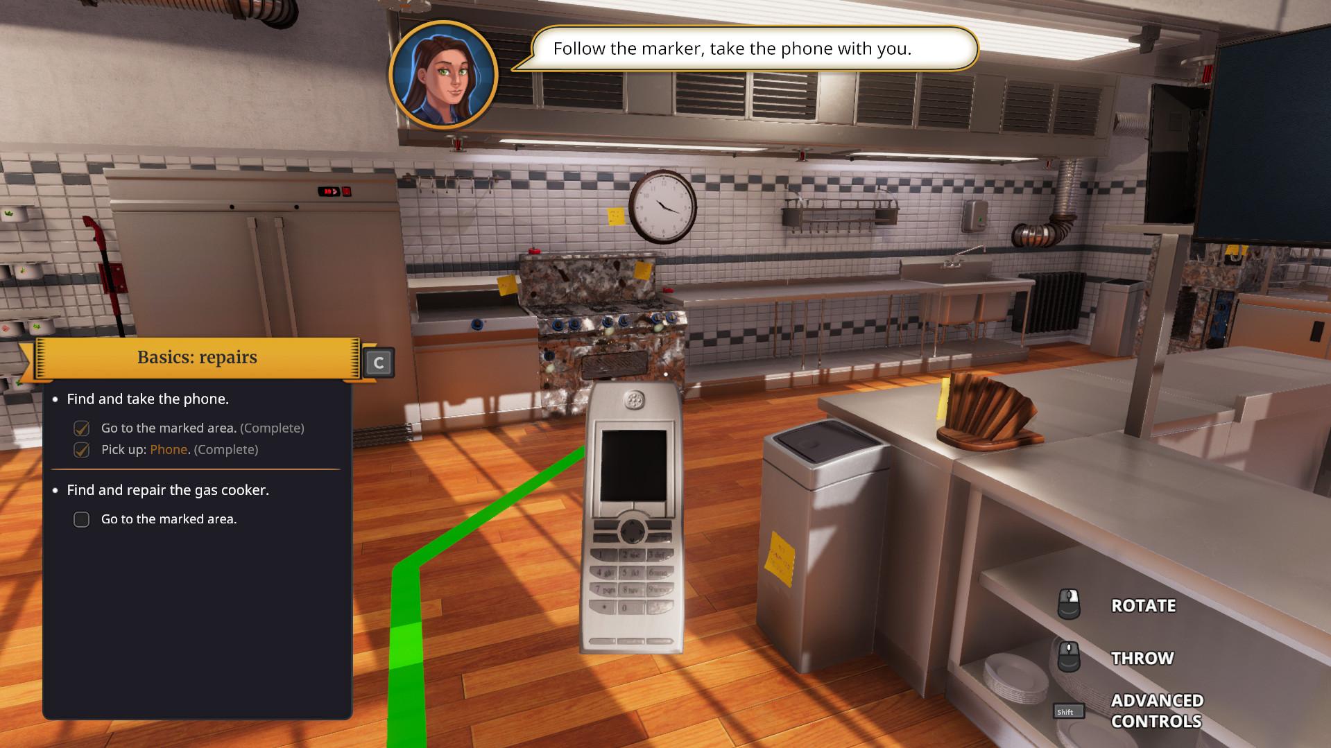 Скриншот Cooking Simulator v1.3.0.13396 скачать торрент бесплатно