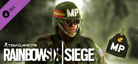 Rainbow Six Siege - Thermite Military Police Set