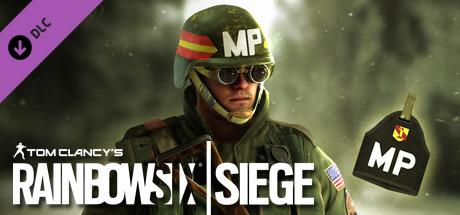 Rainbow Six Siege - Thermite Military Police Set