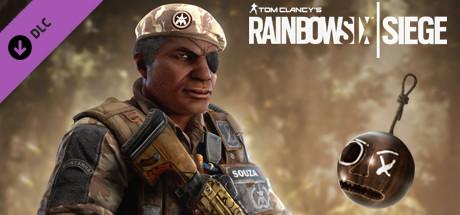 Rainbow Six Siege - Capitao Loreto Set