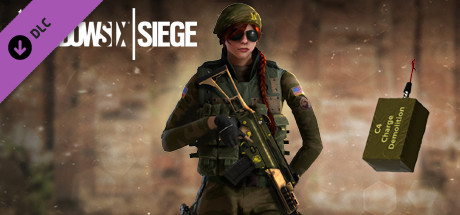 Tom Clancy's Rainbow Six Siege - Ash Engineering Set