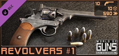 World of Guns: Revolver Pack #1