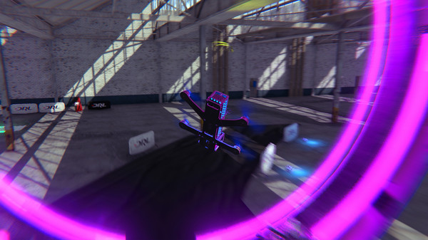 The Drone Racing League: High Voltage