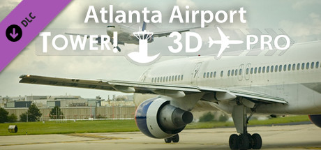 Hartsfield–Jackson Atlanta  [KATL] airport for Tower!3D Pro