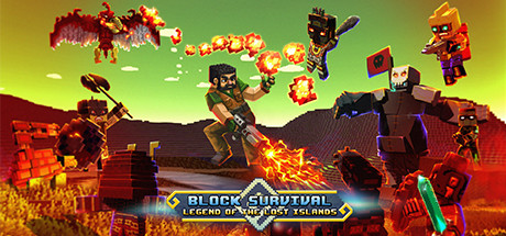 Block Survival: Legend of the Lost Islands on Steam