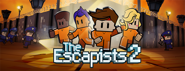 , The Escapists 2, P2Gamer