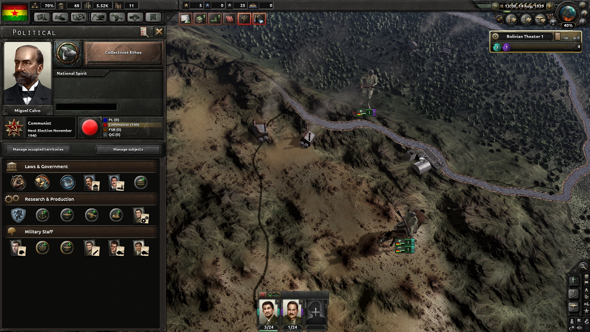 Hearts of Iron IV: Anniversary Pack on Steam