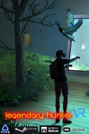 Legendary Hunter VR poster image on Steam Backlog
