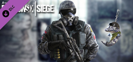 Tom Clancy's Rainbow Six Siege - Mute Gravel Blast Set
