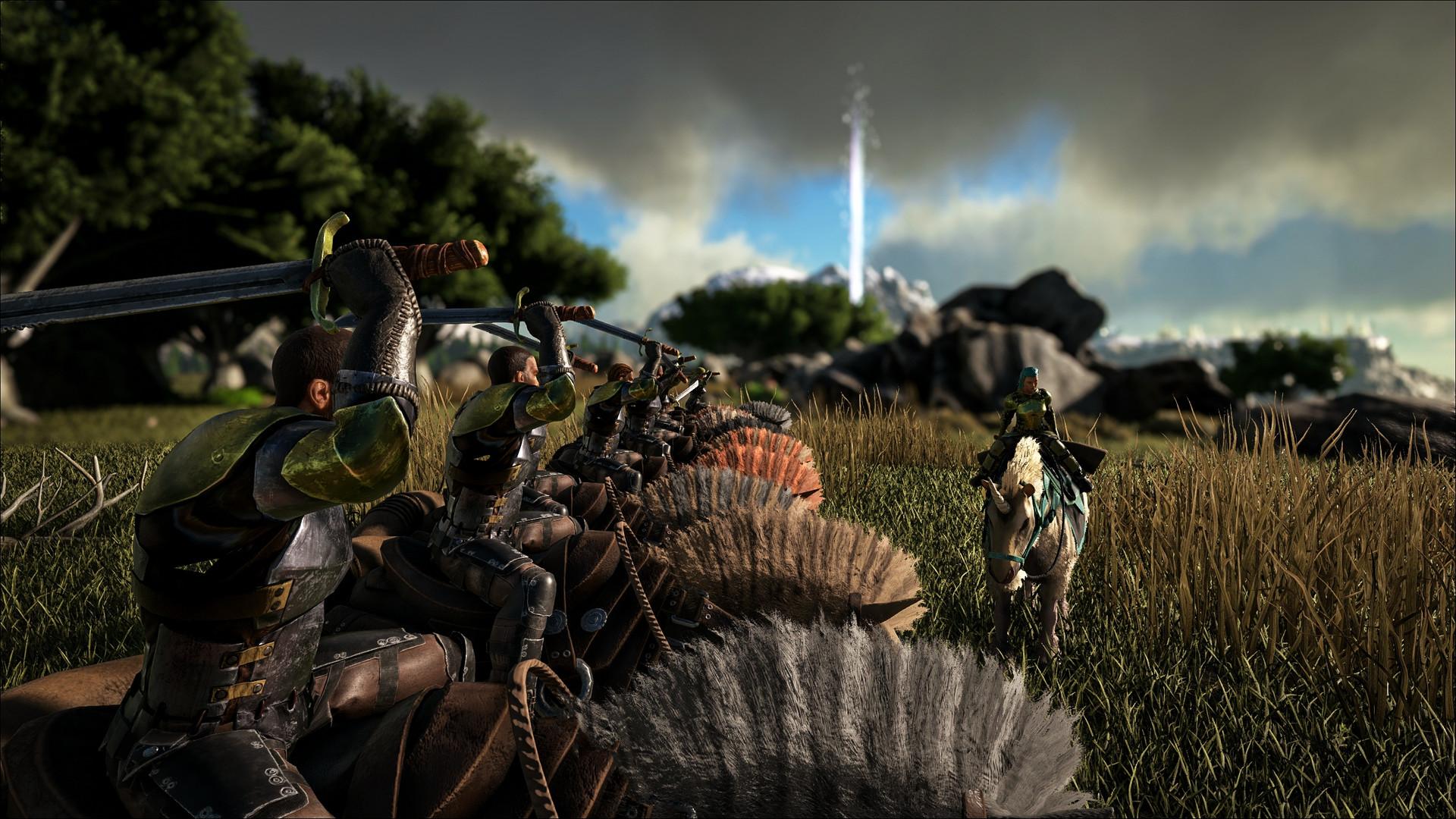 Ragnarok - ARK Expansion Map on Steam