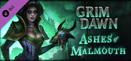 Grim Dawn - Ashes of Malmouth Expansion on Steam