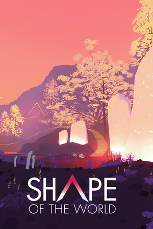 Shape of the World poster image on Steam Backlog