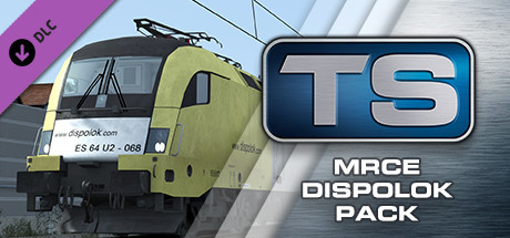 Train Simulator: MRCE Dispolok Pack Loco Add-On