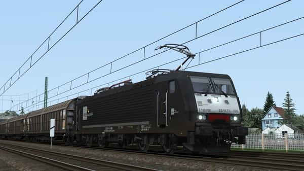 скриншот Train Simulator: MRCE Dispolok Pack Loco Add-On 5