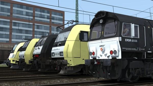 скриншот Train Simulator: MRCE Dispolok Pack Loco Add-On 0