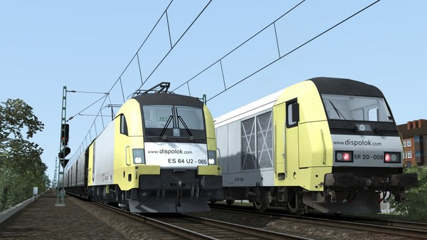 скриншот Train Simulator: MRCE Dispolok Pack Loco Add-On 2