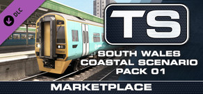 TS Marketplace: South Wales Coastal Scenario Pack 01 Add-On