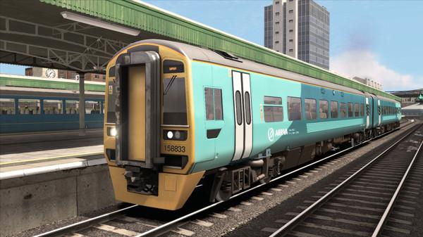 скриншот TS Marketplace: South Wales Coastal Scenario Pack 01 Add-On 0