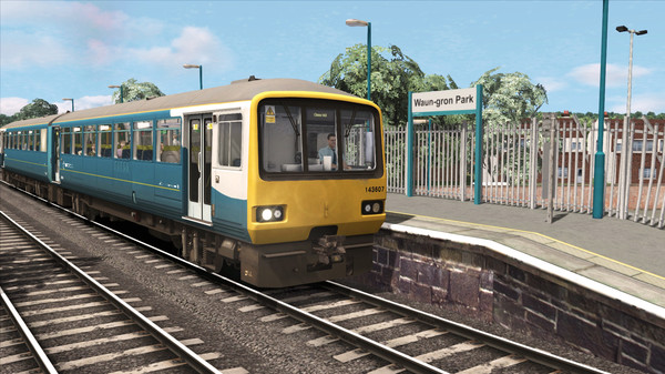 скриншот TS Marketplace: South Wales Coastal Scenario Pack 01 Add-On 5