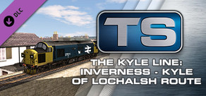 Train Simulator: The Kyle Line: Inverness - Kyle of Lochalsh Route Add-On